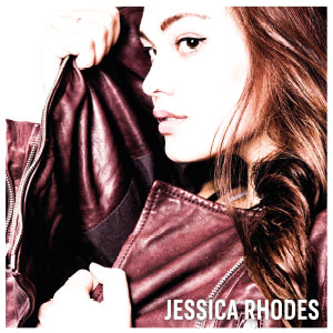 Album artwork for the debut EP Jessica Rhodes